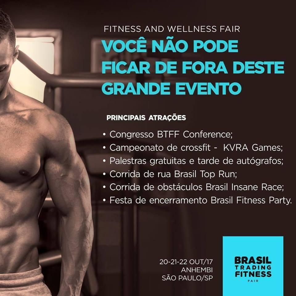 Brasil Trading Fitness Fair